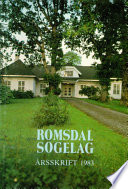 Romsdal Sogelag Årsskrift 1983