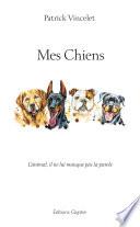 illustration du livre Mes chiens