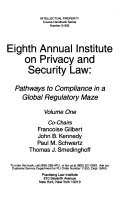 Annual Institute on Privacy and Security Law
