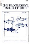 The progressive fish culturist