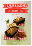 Petit Livre de   Cakes et Quiches en 130 recettes