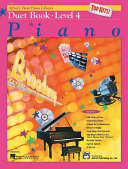 Alfred's Basic Piano Course: Top Hits! Duet Book 4