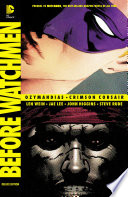 Before Watchmen  Ozymandias Crimson Corsair