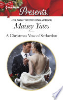 A Christmas Vow Of Seduction : bride, princess zara, by christmas, but zara has...