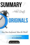 Adam Grant s Originals