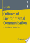 Cultures of Environmental Communication