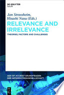 Relevance And Irrelevance