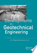 Developments In Geotechnical Engineering From Harvard To New Delhi 1936 1994
