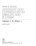 Ross Wilson Anatomy And Physiology In Health And Illness
