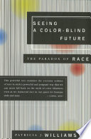 Seeing a Color Blind Future
