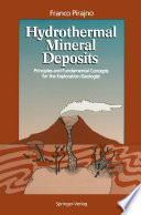Hydrothermal Mineral Deposits