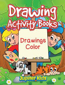 Drawing Activity Books