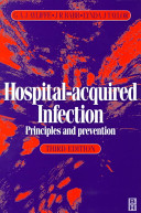 Hospital Acquired Infection  3Ed