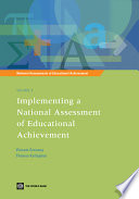 Implementing a National Assessment of Educational Achievement