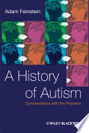 A History of Autism Pdf/ePub eBook