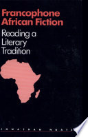 Francophone African Fiction