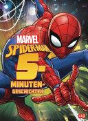 MARVEL Spider-Man 5-Minuten-Geschichten Book
