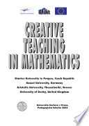 Creative Teaching in Mathematics