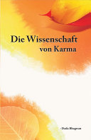 The Science Of Karma (German)