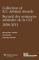 Collection of ICC Arbitral Awards  2008 2011