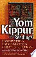 Yom Kippur Readings