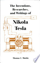 Ebook The Inventions, Researches, and Writings of Nikola Tesla Epub Thomas C. Martin Apps Read Mobile