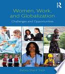 Women Work And Globalization