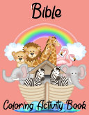 Bible Coloring Activity Book