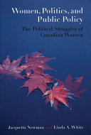 Women Politics And Public Policy