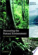 Measuring The Natural Environment book