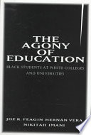 The Agony of Education