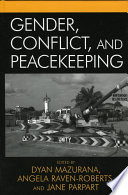 Gender  Conflict  and Peacekeeping