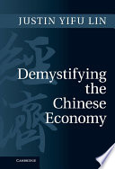 Demystifying the Chinese Economy