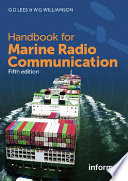 Handbook for Marine Radio Communication 5E