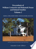 Descendants of William Cromartie and Ruhamah Doane and Related Families