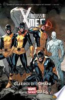 I Nuovissimi X Men Marvel Collection