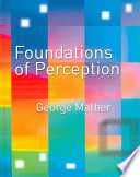 Foundations Of Perception book