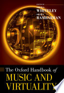Ebook The Oxford Handbook of Music and Virtuality Epub Sheila Whiteley,Shara Rambarran Apps Read Mobile