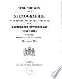 Verhandelingen over de stenographie op de Nederlandsche taal toegepast