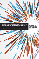 My Biggest Research Mistake