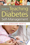 Nurses  Guide to Teaching Diabetes Self Management  Second Edition