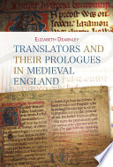 Translators and Their Prologues in Medieval England