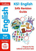 Collins Key Stage 1 Revision   Key Stage 1 English