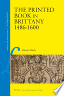 The Printed Book in Brittany  1484 1600