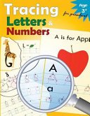 Tracing Letters and Numbers for Preschool