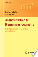 An Introduction to Riemannian Geometry