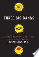 Three Big Bangs
