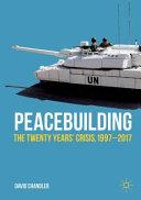 Peacebuilding Book PDF