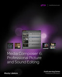 Media Composer 6 Professional Picture And Sound Editing