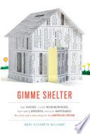 Gimme Shelter :